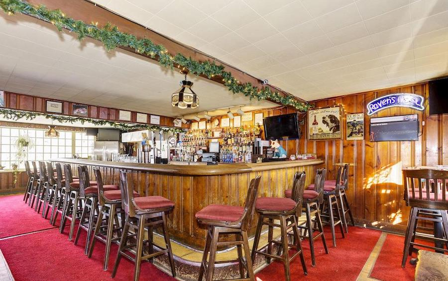 house for sale quakertown raven's nest bar and grill