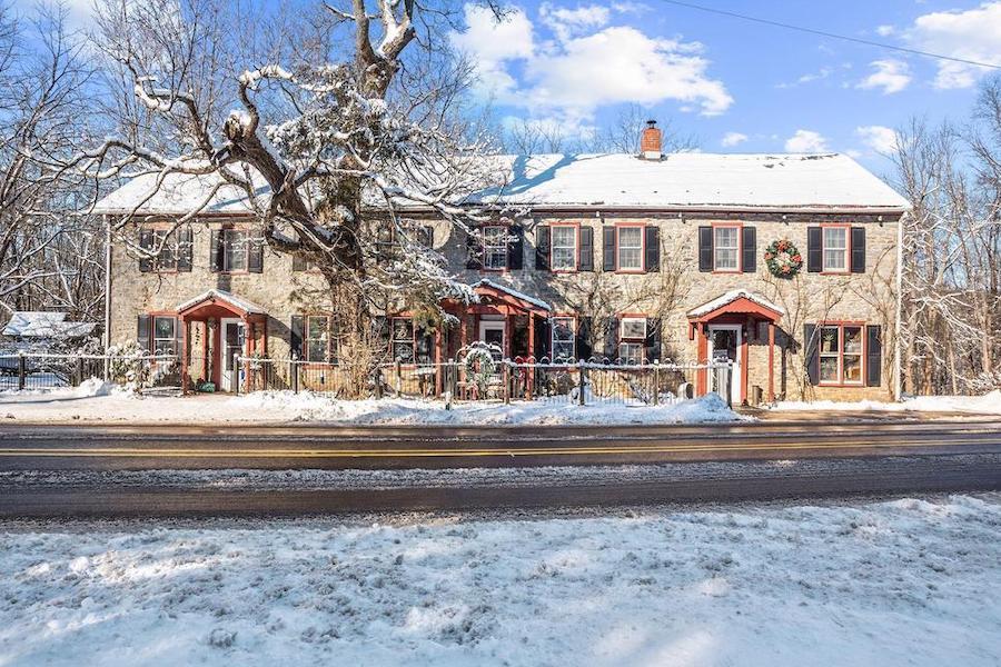 house for sale quakertown raven's nest exterior front