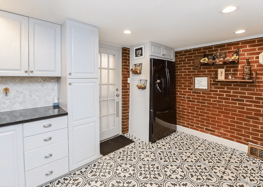 house for sale rittenhouse rehabbed row kitchen