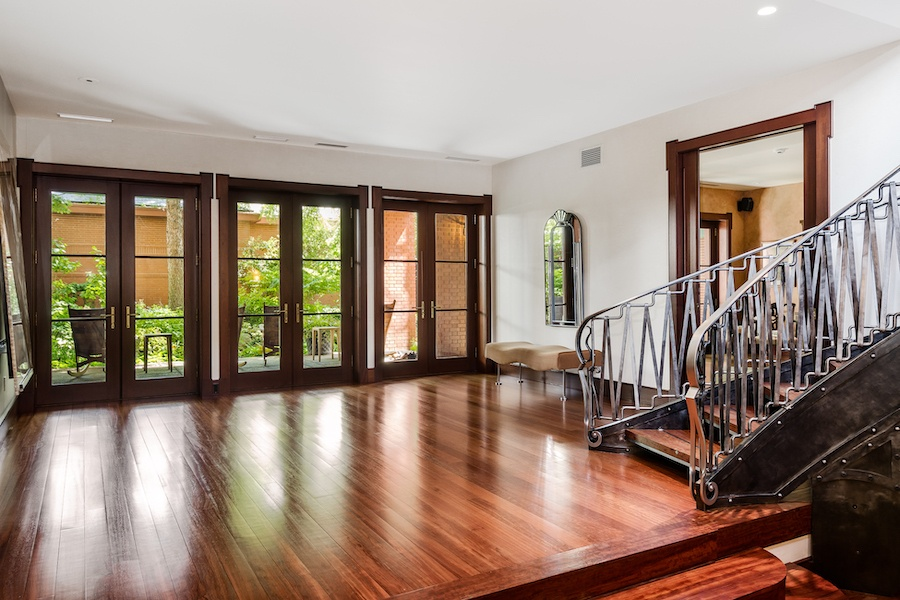 house for sale society hill moderne mansion foyer