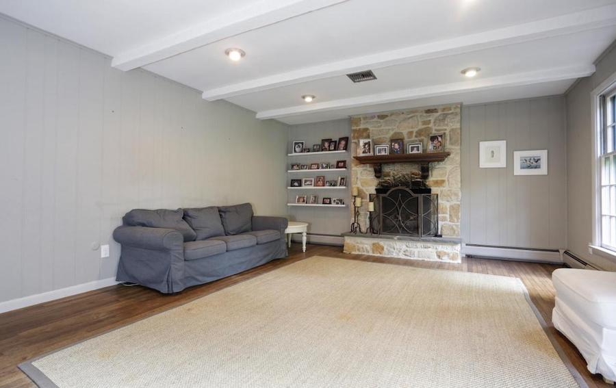 house for sale villanova french colonial living room
