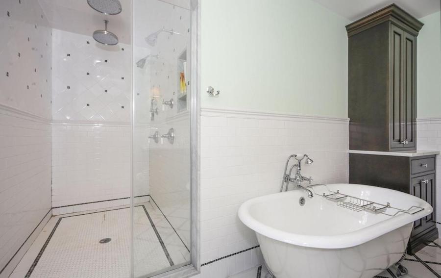 house for sale villanova french colonial master bathroom