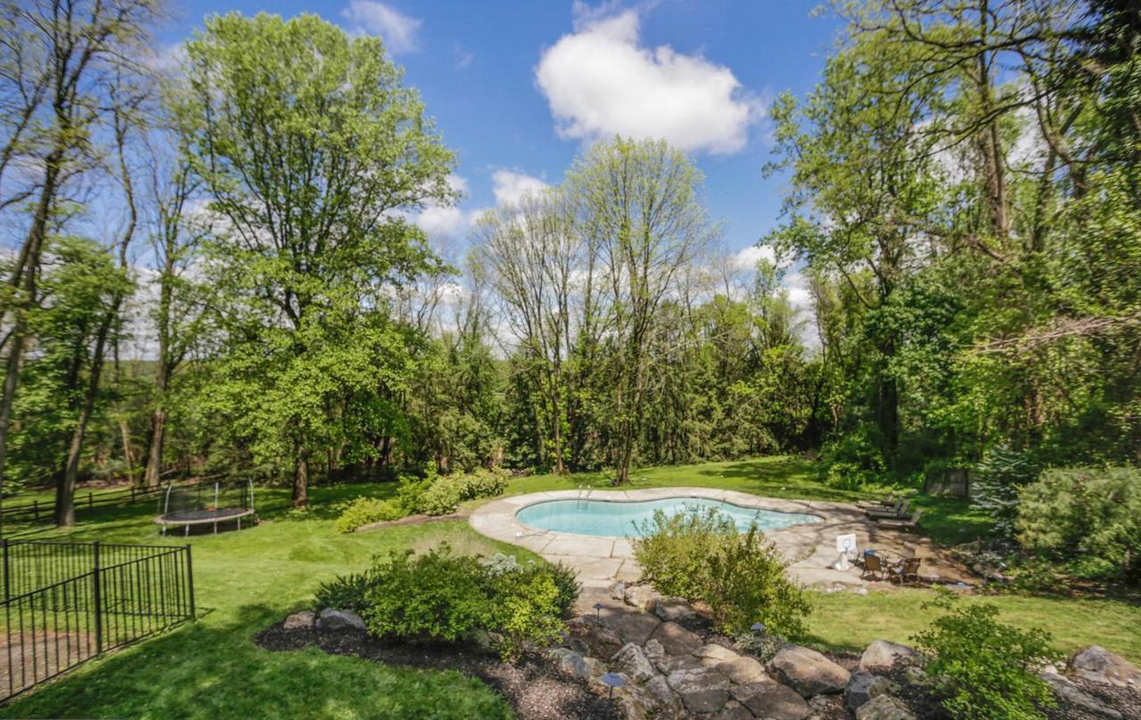 house for sale villanova french colonial pool