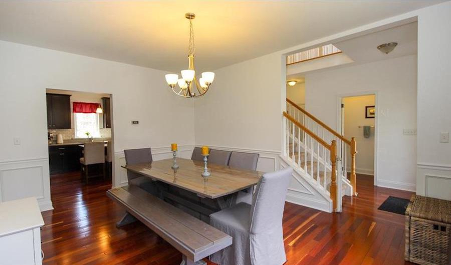 house for sale wallingford creekside colonial dining room