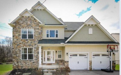 house for sale wallingford creekside colonial exterior front