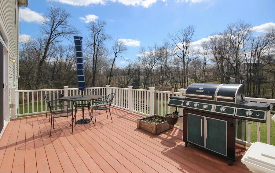 house for sale wallingford creekside colonial upper deck
