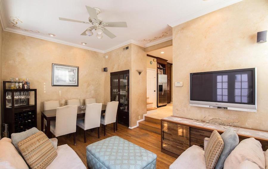 house for sale wash west corner federal house living room