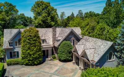house for sale wyndmoor colonial cape exterior front