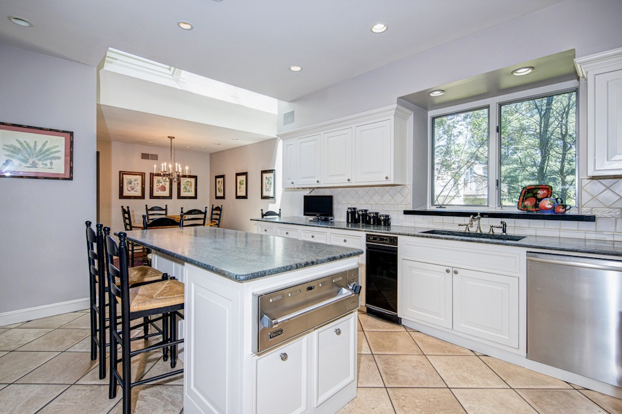 house for sale wyndmoor colonial cape kitchen and breakfast nook
