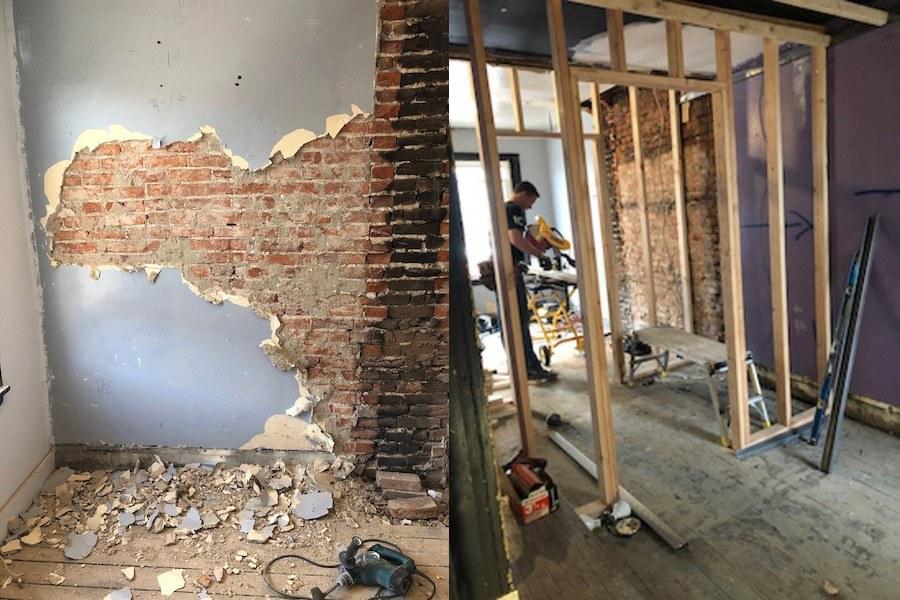 james sugg chadwick street renovation second floor rebuild