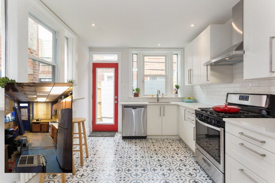 james sugg chadwick street renovation kitchen before and after