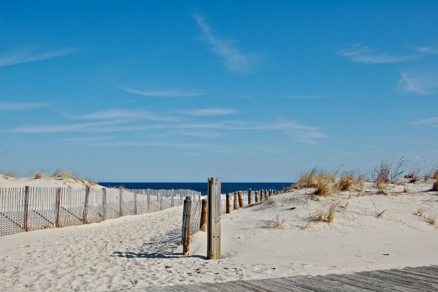 jersey shore free access veterans military
