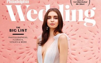philadelphia wedding magazine summer fall 2019