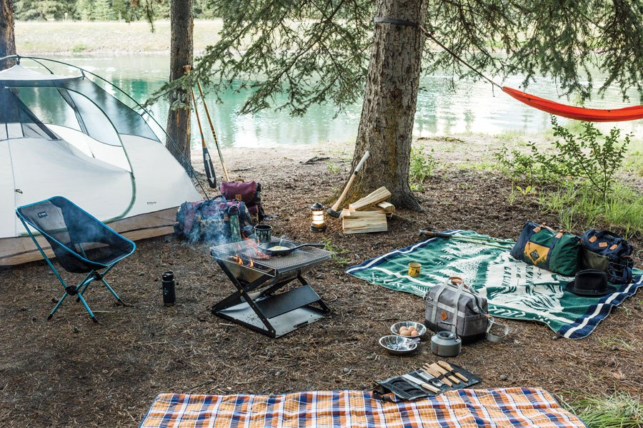 Where to Rent Camping Gear and Other Outdoor Supplies Near Philly