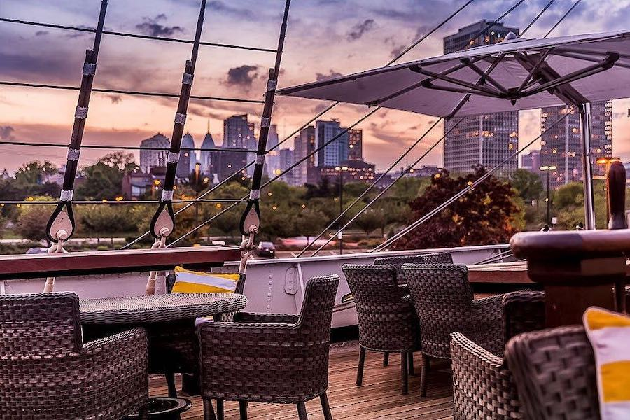 Rooftop Bars and Restaurants for Outdoor Seating and ...