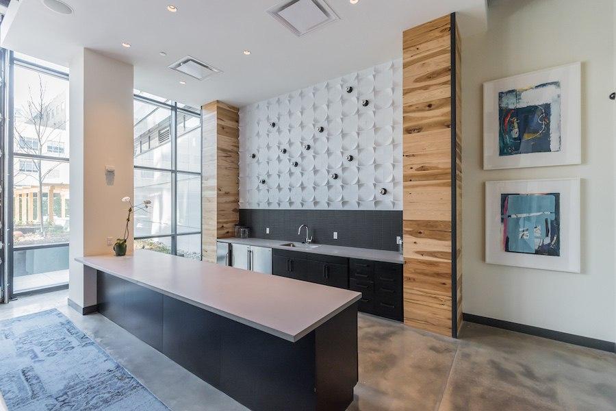 the hamilton apartment profile catering kitchen