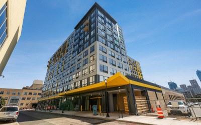 the hamilton apartment profile exterior front