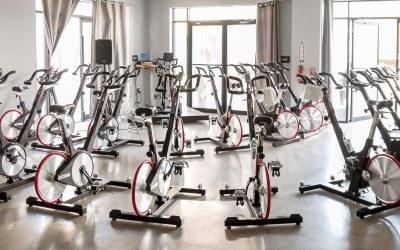 the wall cycling studio
