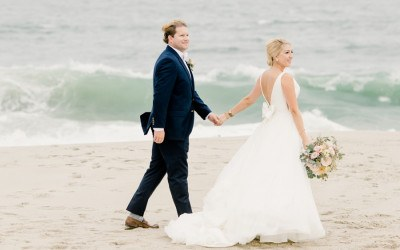 The Beach Club of Cape May wedding