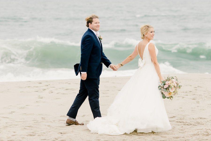 The Beach Club of Cape May wedding
