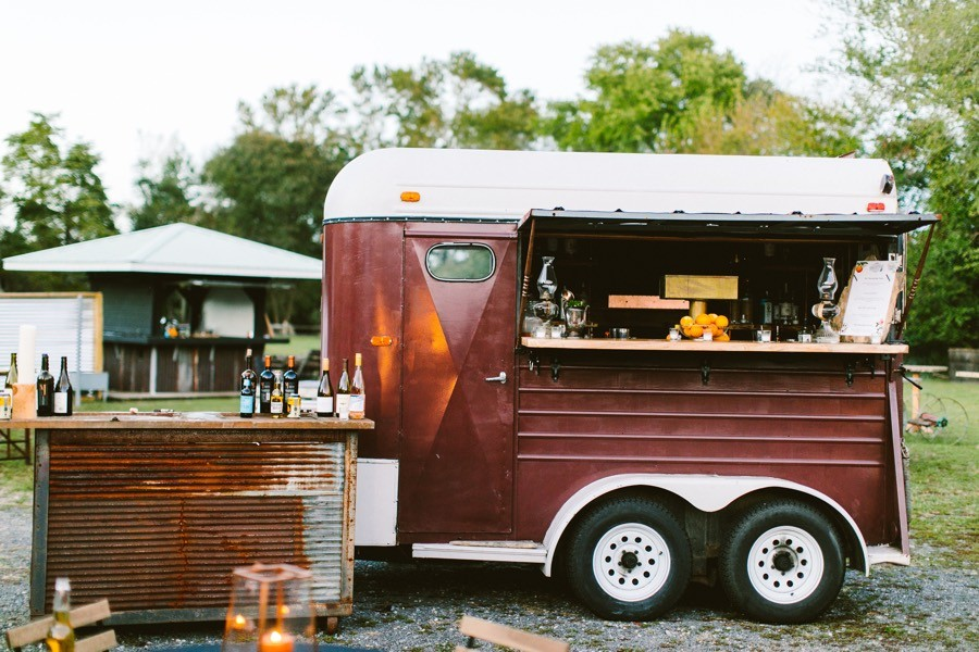 Everly at Railroad rustic food truck
