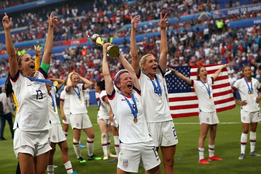 USWNT megan rapinoe women's soccer