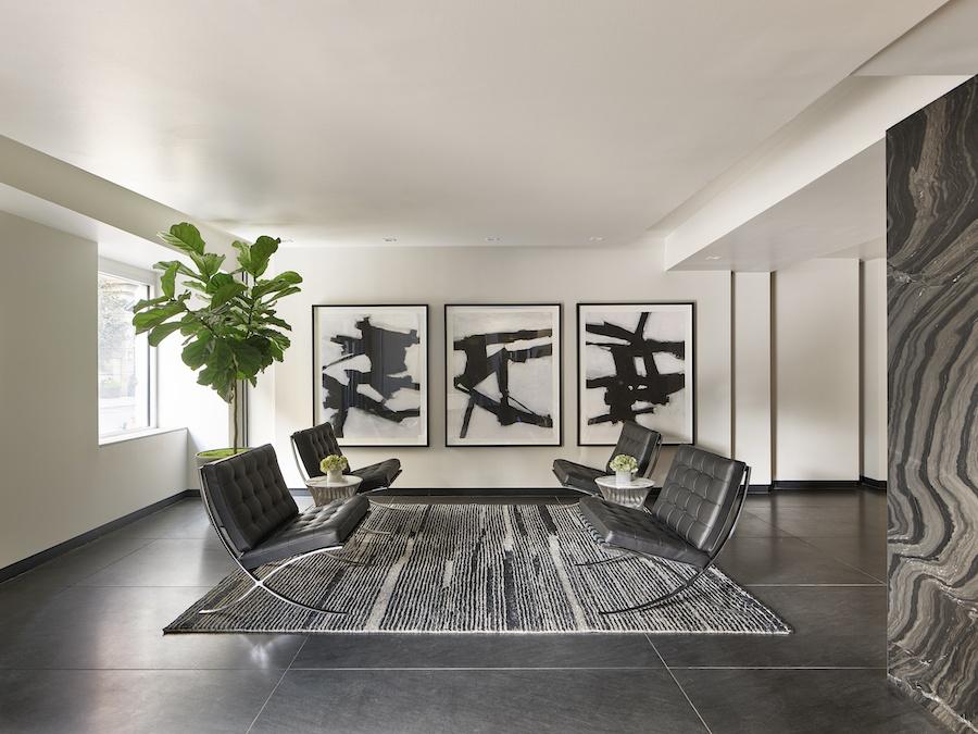 aka rittenhouse renovation 2019 lobby seating