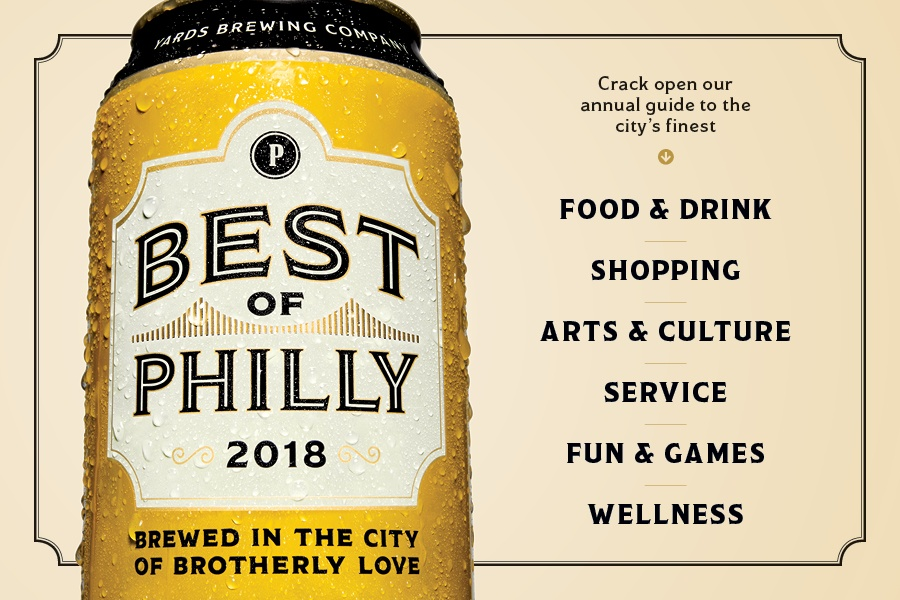 Best of Philly 2018 Is Here!