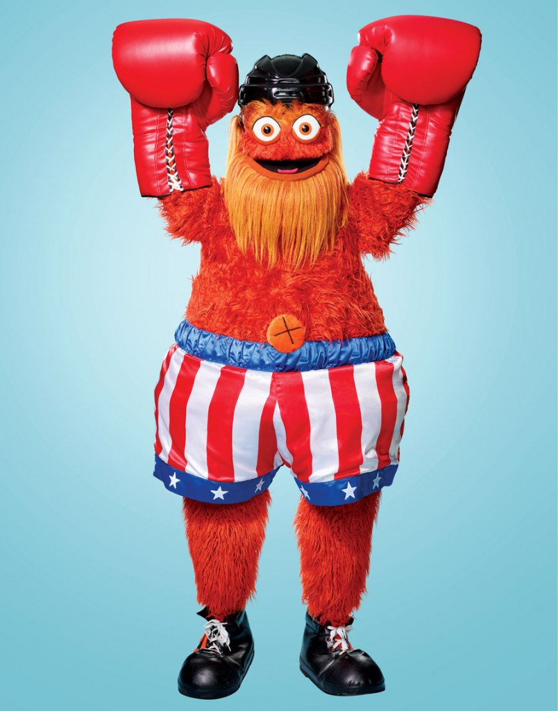 gritty as rocky
