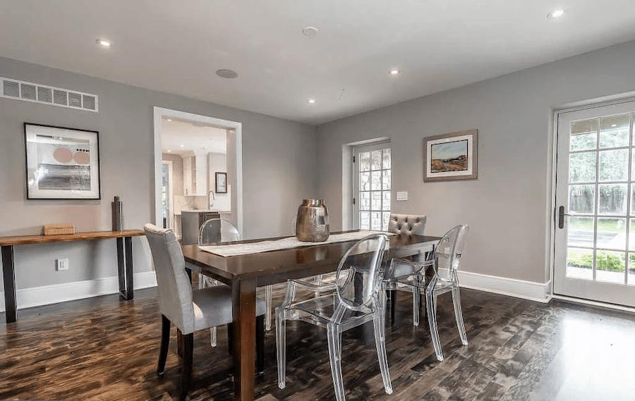 house for sale bryn mawr rebuilt tudor dining room