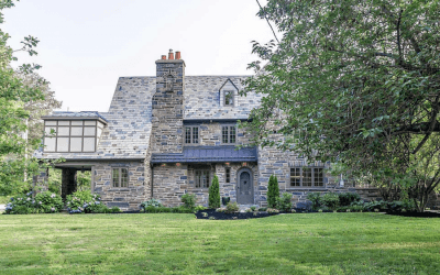 house for sale bryn mawr rebuilt tudor exterior front