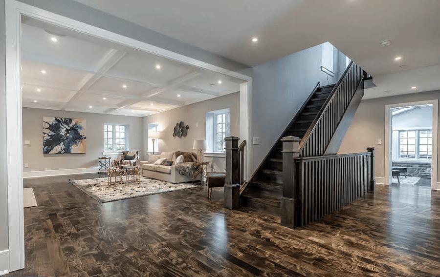 house for sale bryn mawr rebuilt tudor foyer