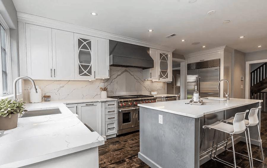 house for sale bryn mawr rebuilt tudor kitchen