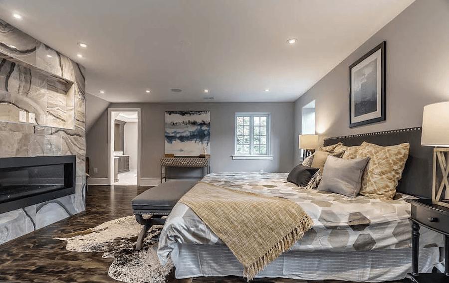 house for sale bryn mawr rebuilt tudor master bedroom