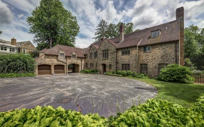 house for sale chestnut hill cotswold exterior front