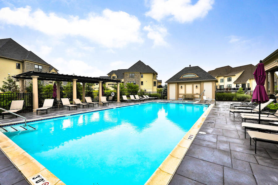 house for sale flourtown neotraditional townhouse community pool