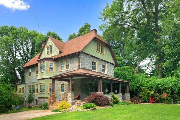 house for sale germantown shingle style rehab exterior front