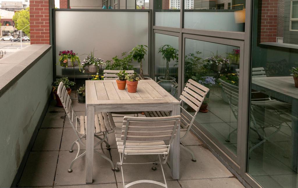 condo for sale hawthorne loft condo balcony