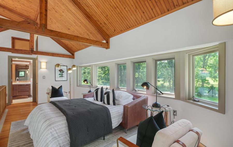 house for sale newtown square remixed barn master bedroom
