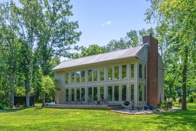 house for sale newtown square remixed barn exterior rear