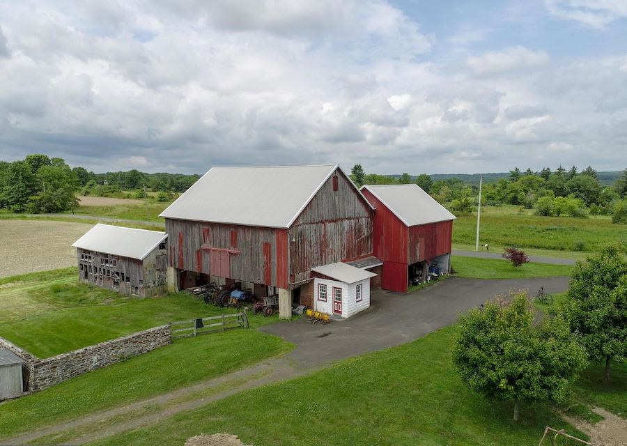 house for sale perkasie holland hill farm barn