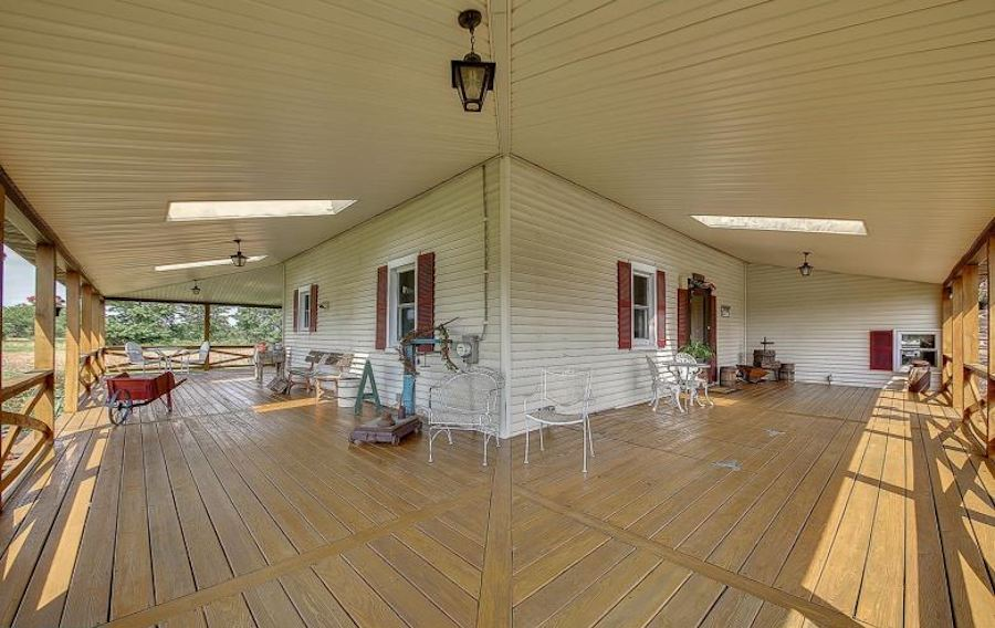 house for sale perkasie holland hill farm front porch