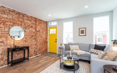 house for sale point breeze rehabbed row house e
