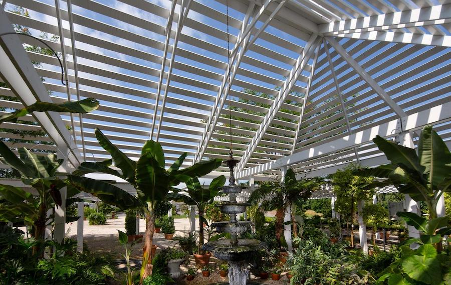 house for sale wrightstown hortulus farm conservatory