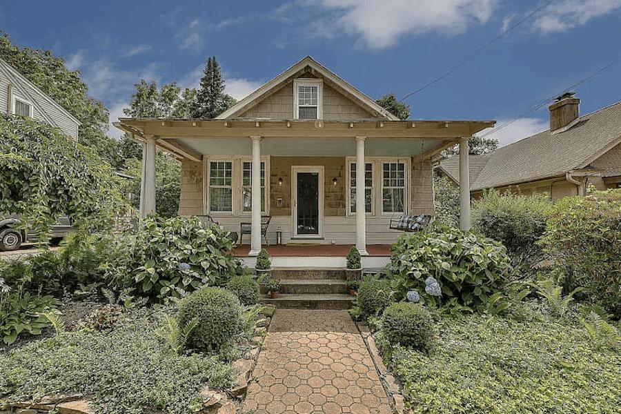open houses bucks doylestown renovated bungalow