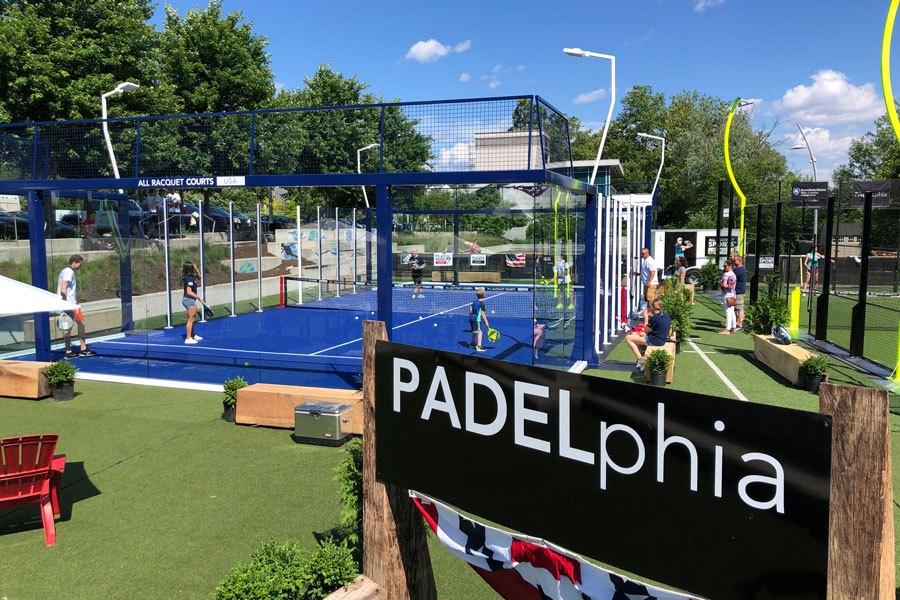PADELphia padel courts