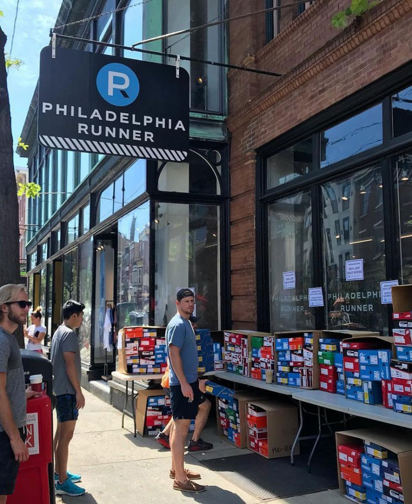 philadelphia runner sidewalk sale