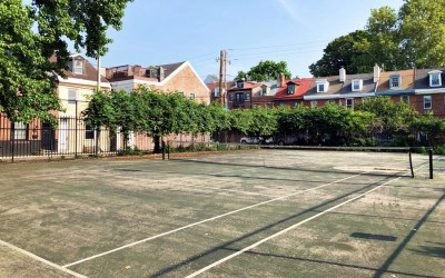 public tennis courts philadelphia