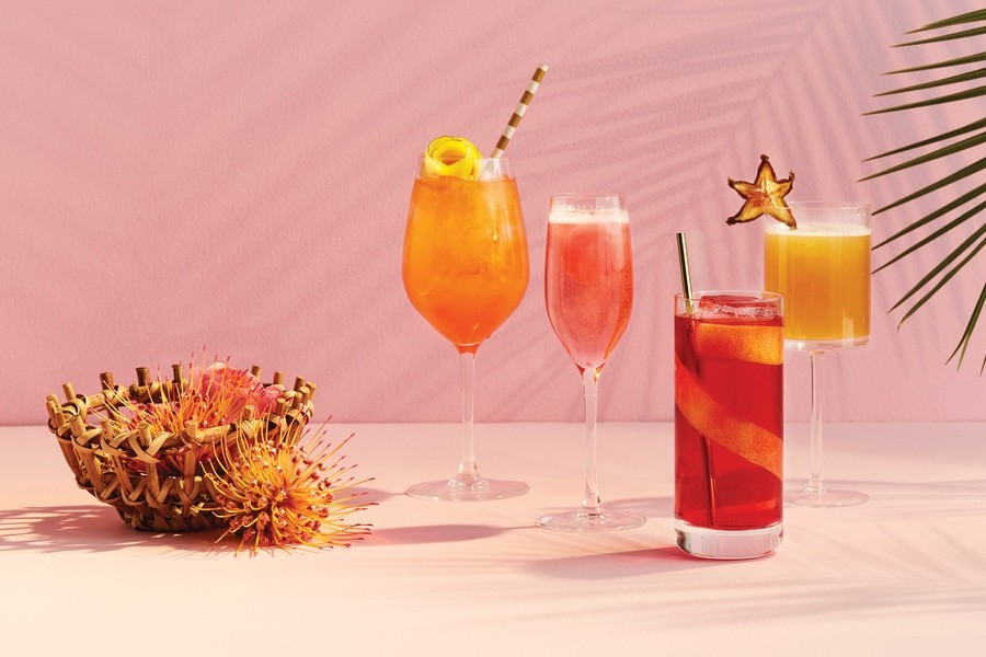 spritz wedding cocktails
