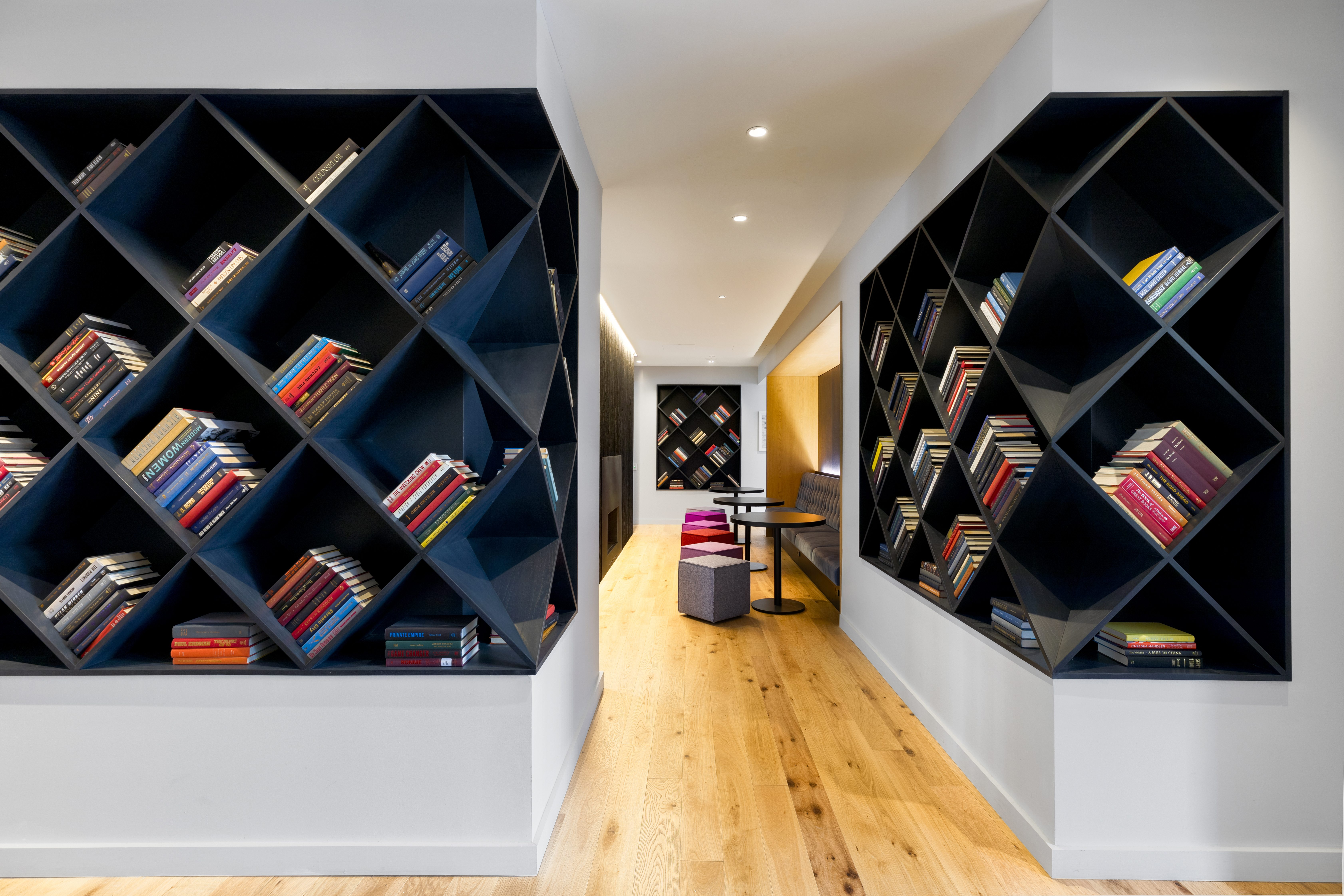 the girard apartment profile library